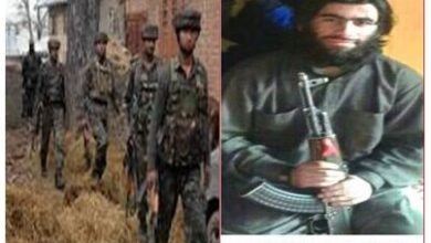 Photo of ARMY'S HIT LIST REDUCED BY ONE