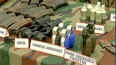 Photo of PAKISTAN ARMY: CACHE OF CHINESE WEAPONS
