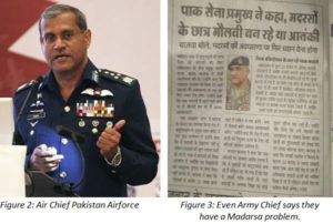 destroying Pakistan Pak Air Chief and Military leaders giving statements