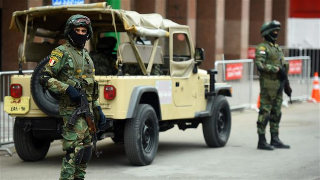 Anti-Terror Operations: Egyptian Army in Action