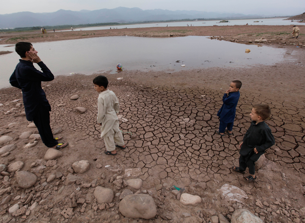 INDO-AFGHANISTAN CO-OPERATION: PAKISTAN GOING WATER-LESS 2