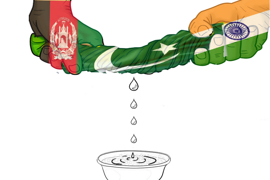 INDO-AFGHANISTAN CO-OPERATION: PAKISTAN GOING WATER-LESS 1