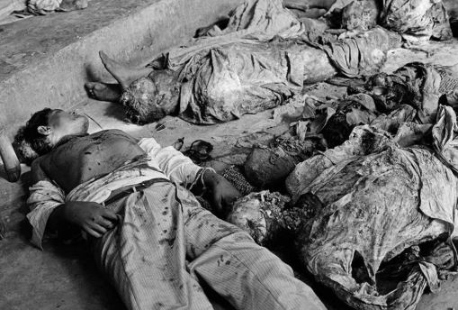 A genocide of hundreds of thousands of Bengalis