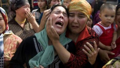 Photo of TRAPPED AND DISAPPEARED: THE UYGHUR WIFE
