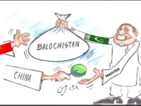 'CHINA MAY END UP HELPING BALOCH FREEDOM WAR'