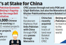 Photo of CPEC –  A TICKING TIMEBOMB