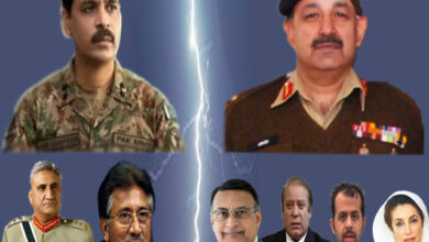 Photo of LT GEN JAVED IQBAL : TRAITOR OR CONSPIRACY