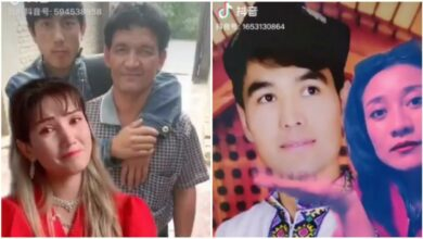 Photo of Uighurs' voiceless protest videos highlight plight of detained family members