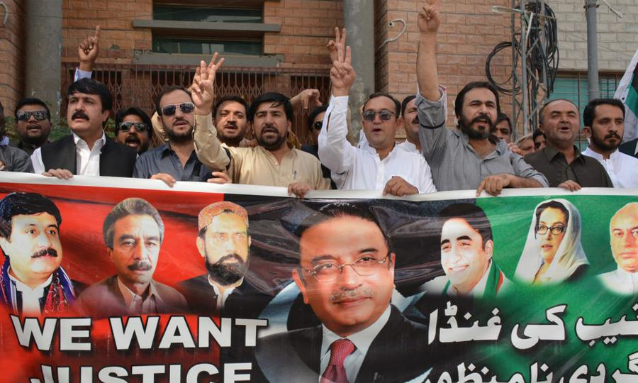 Pakistan's political and social discourse is ailing