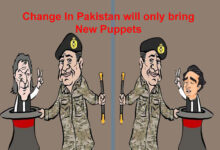 Photo of Change in Pakistan will only bring in new puppets