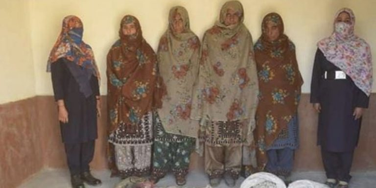 Four Baloch women arrested from Awaran have been released