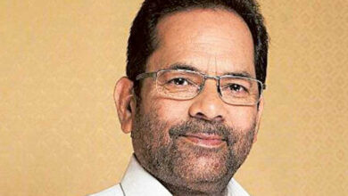 Photo of Minister Naqvi: 'India Heaven For Muslims, Their Economic, Religious Rights Secure'