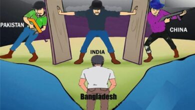 Photo of Watching Bangladesh Closely amid Indo-China Trouble