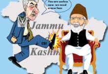 Photo of Geelani's Exit from Hurriyat : ISI's Design