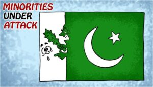 Religious Minorities always persecuted in Pakistan