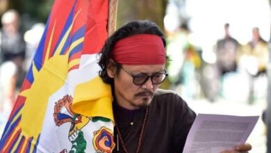 Photo of Independent Tibet is India's best security against China: Activist Tenzin Tsundue