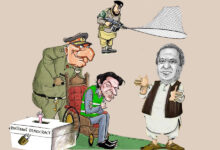Photo of Death of Democracy at the hands of Power-Hungry Pakistan Army