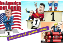 Photo of The global order is broken! Long live the new global order! By Lt Gen P R SHANKAR (R)