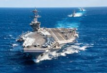Photo of USS Theodore Roosevelt in Face of China Again: Calls China's Bluff in South China Sea