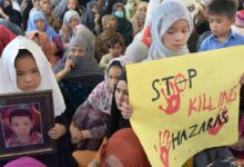 Photo of Hazara Shiites, Prime Targets Of Sunni Extremists In Pakistan And Afghanistan