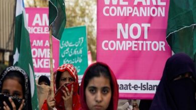 Photo of Blasphemy A Tool To Silence Women's Rights Activists In Pakistan
