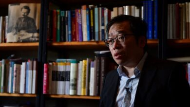Photo of Scholar laments China's crackdown on intellectuals